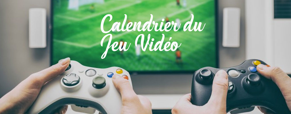 Calendrierdujeuvideo